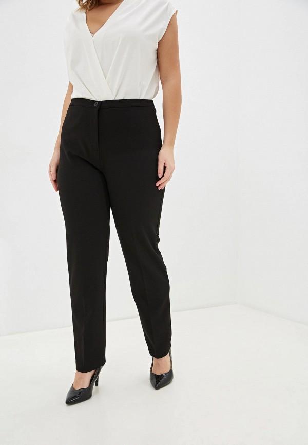 женские классические брюки sophia, черные