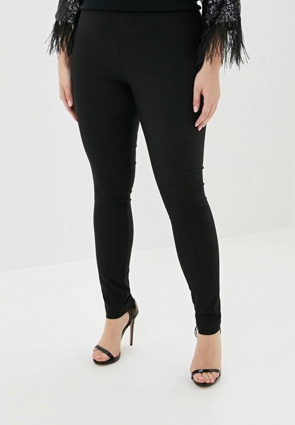 женские брюки sophia, черные