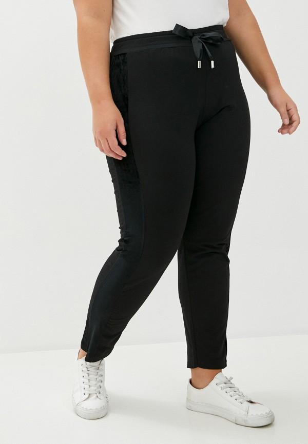женские спортивные брюки sophia, черные