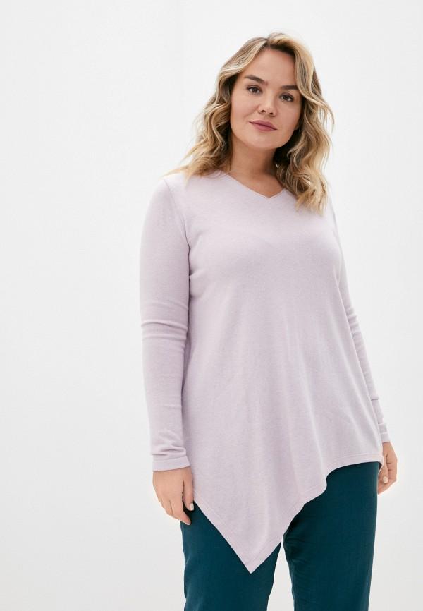 женский пуловер sophia, розовый