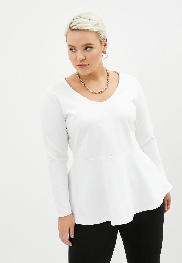 женская блузка sophia, белая