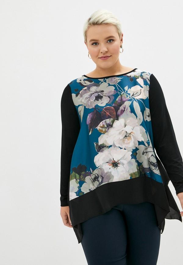 женская блузка sophia, разноцветная