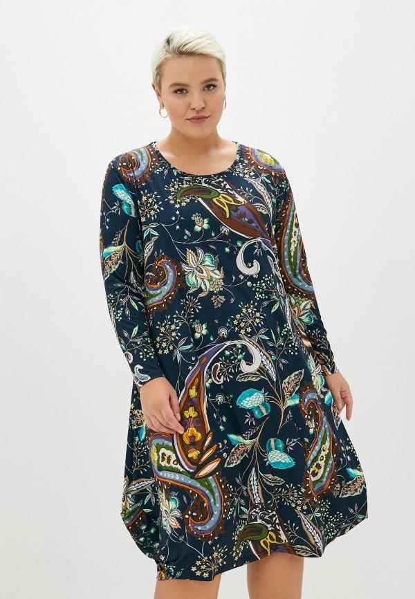 женское повседневные платье sophia, разноцветное