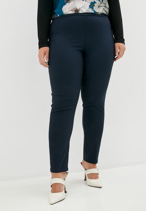 женские брюки sophia, синие