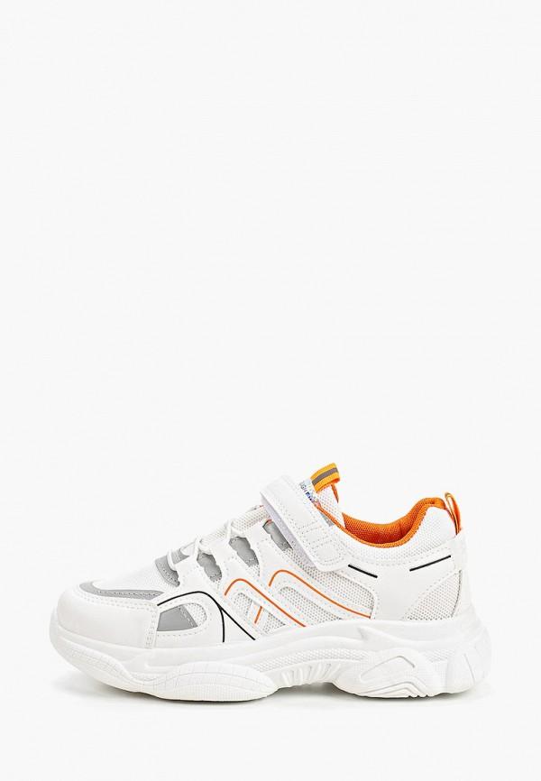 кроссовки soter для девочки, белые
