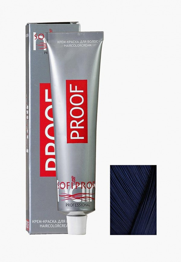 женский краска для волос sofiprofi, синий