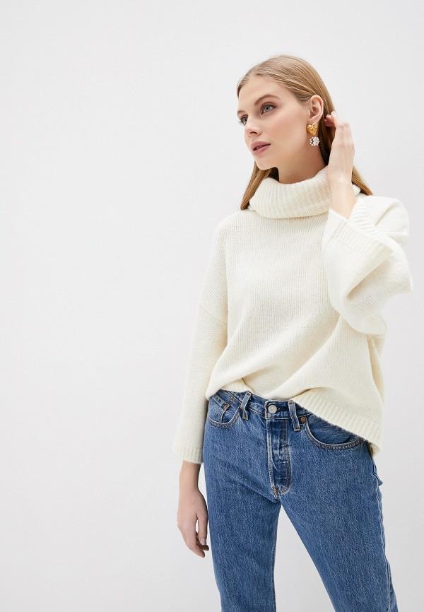 женский свитер soaked in luxury, белый