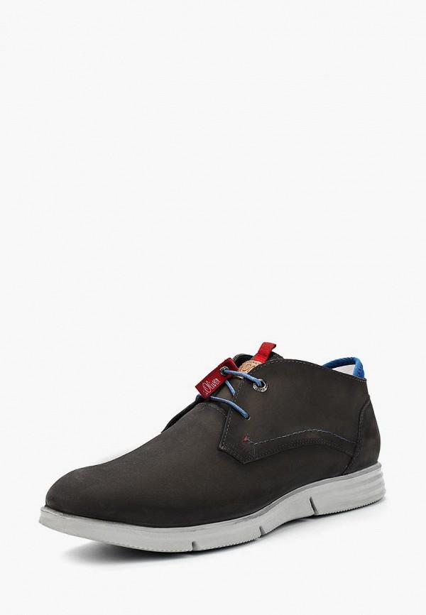 Купить Ботинки s.Oliver, so917amajhy3, коричневый, Весна-лето 2018