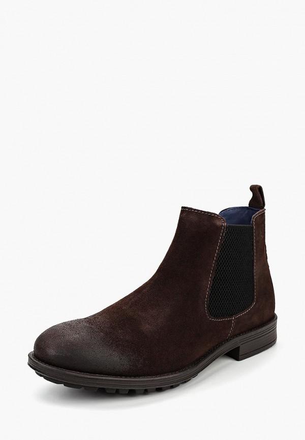Купить Ботинки s.Oliver, SO917AMCNMH0, коричневый, Осень-зима 2018/2019