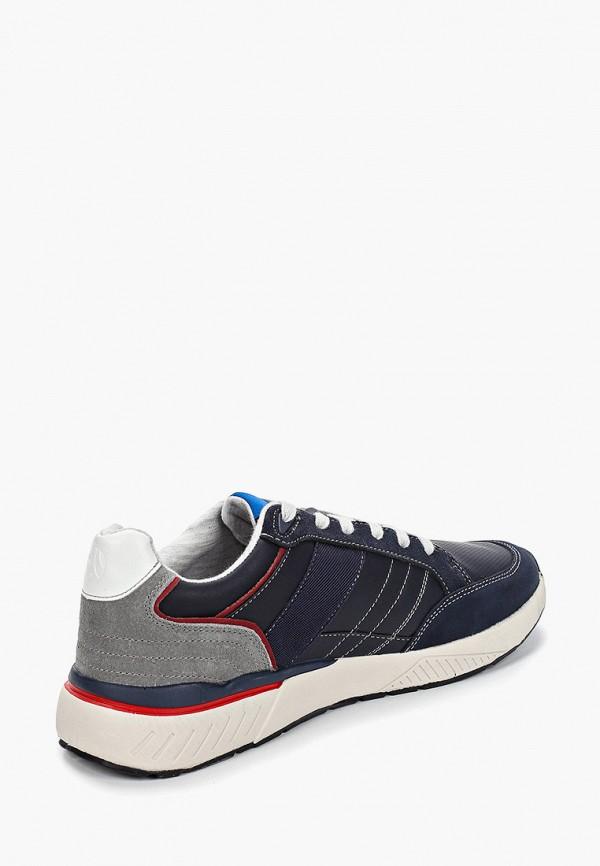 Фото 3 - мужские кроссовки s.Oliver синего цвета