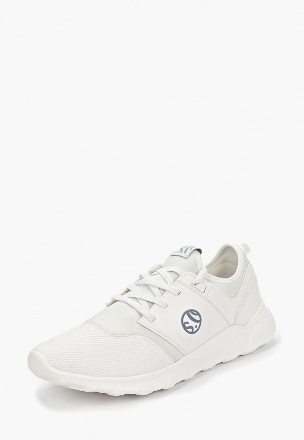 Фото 2 - мужские кроссовки s.Oliver белого цвета