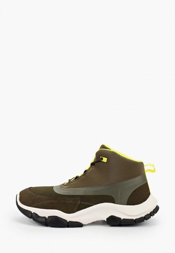 мужские кроссовки s.oliver, хаки