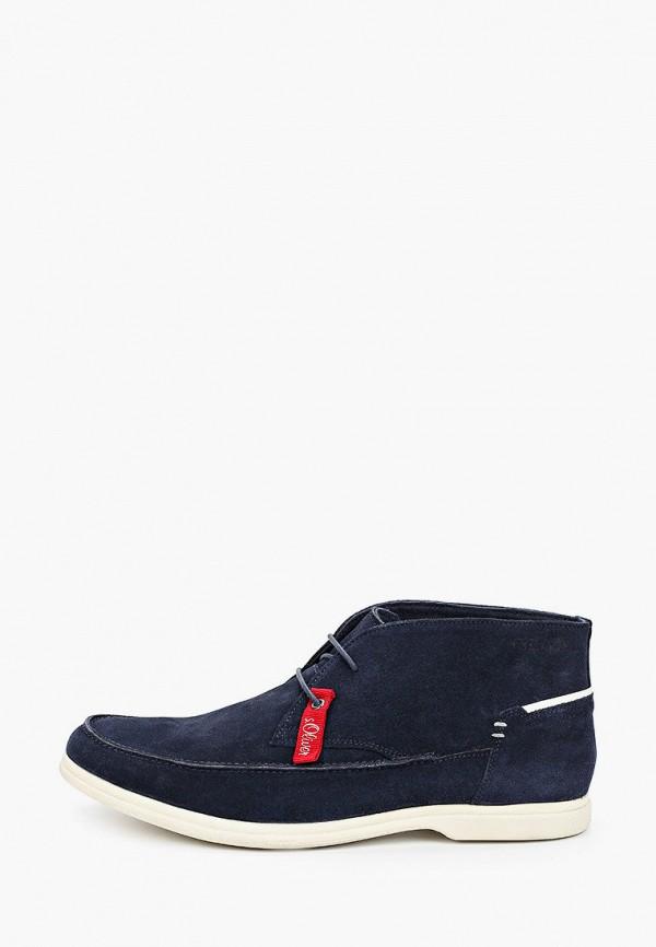 мужские ботинки s.oliver