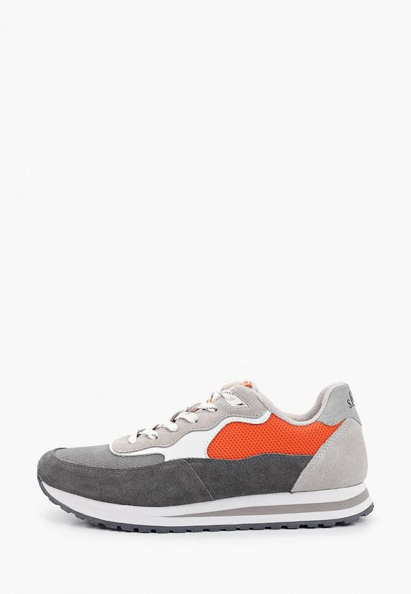 мужские кроссовки s.oliver, серые