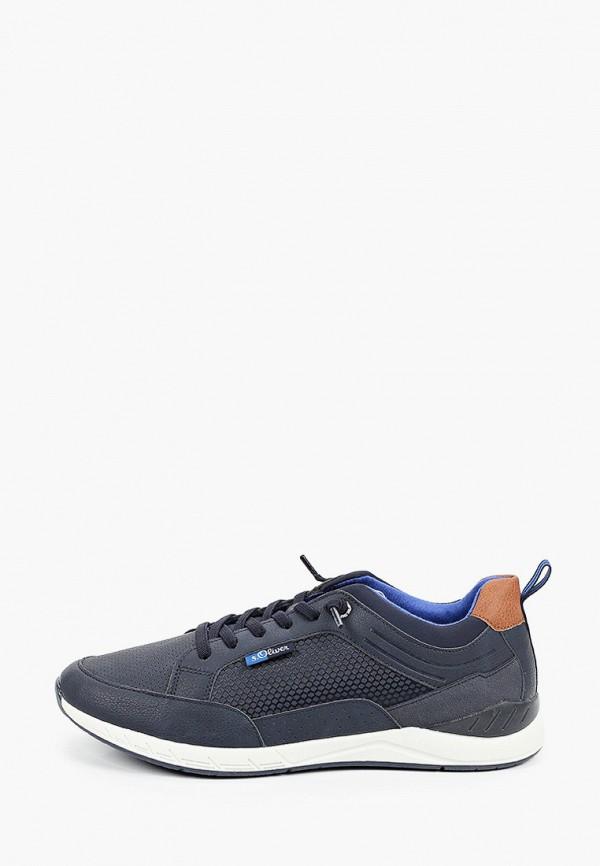 мужские кроссовки s.oliver, синие