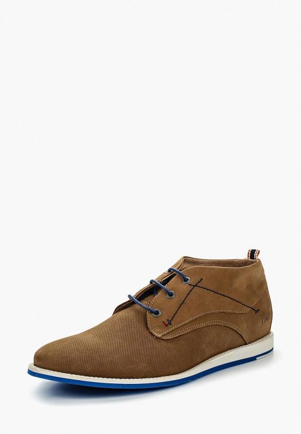 Купить Ботинки s.Oliver, so917amrld58, коричневый, Весна-лето 2017