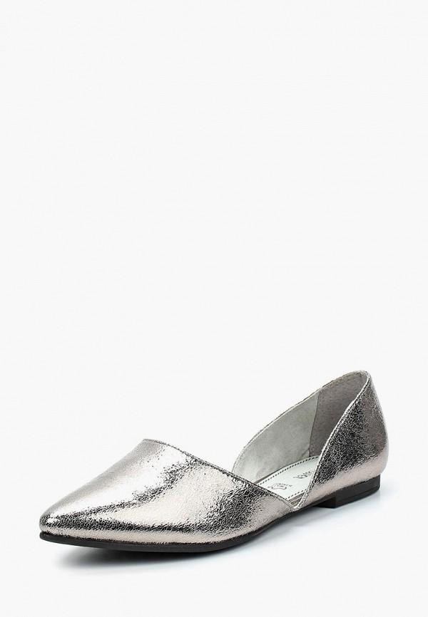 Купить Туфли s.Oliver, SO917AWAJHR2, серебряный, Весна-лето 2018