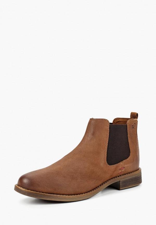Купить Ботинки s.Oliver, SO917AWCNMD1, коричневый, Осень-зима 2018/2019
