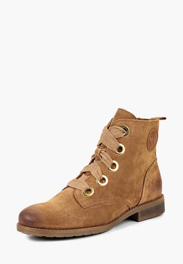 Купить Ботинки s.Oliver, SO917AWCNMD3, коричневый, Осень-зима 2018/2019