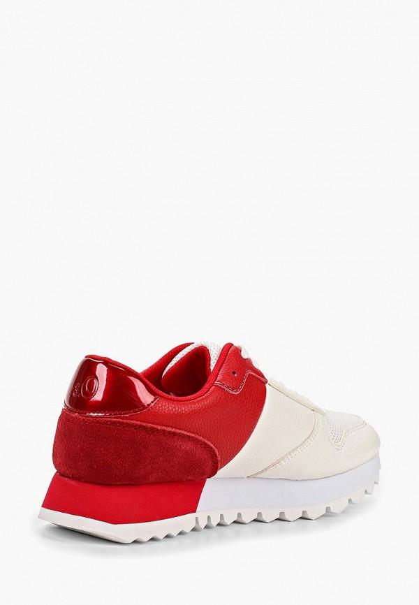 Фото 3 - женские кроссовки s.Oliver белого цвета