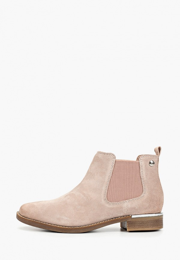 Фото - Женские ботинки и полуботинки s.Oliver розового цвета