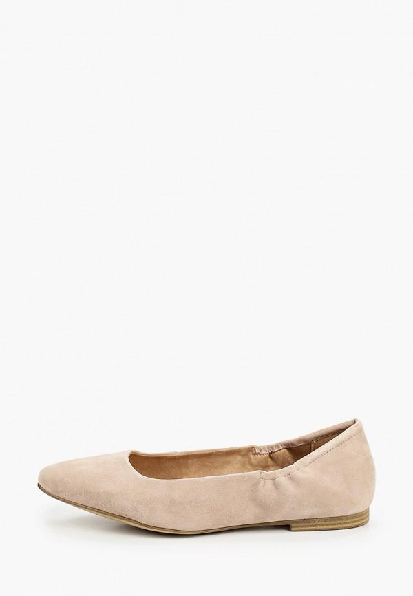 женские туфли s.oliver, розовые