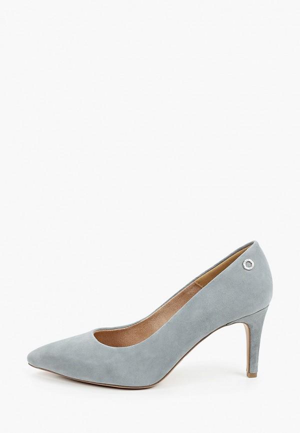 женские туфли s.oliver, голубые