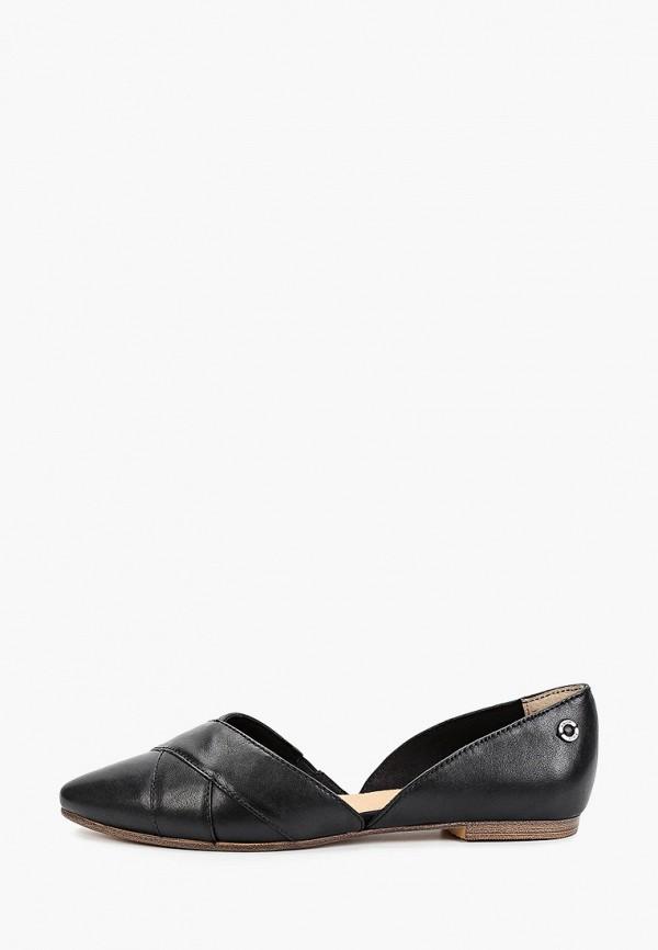 женские туфли s.oliver, черные
