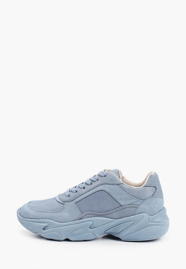 женские кроссовки s.oliver, голубые