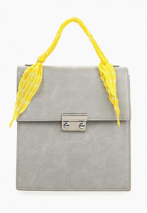 женская сумка s.oliver, серая