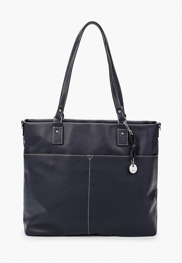 женская сумка s.oliver, синяя