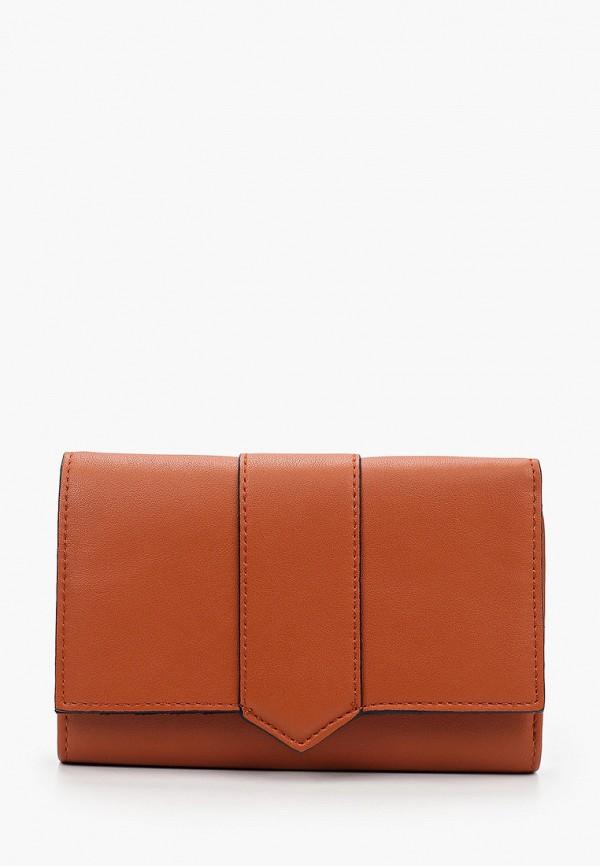 женский кошелёк s.oliver, коричневый