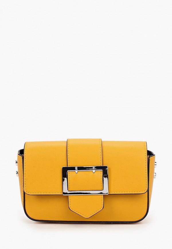 женская поясные сумка s.oliver, желтая