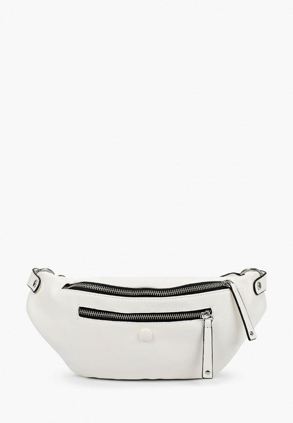 женская поясные сумка s.oliver, белая