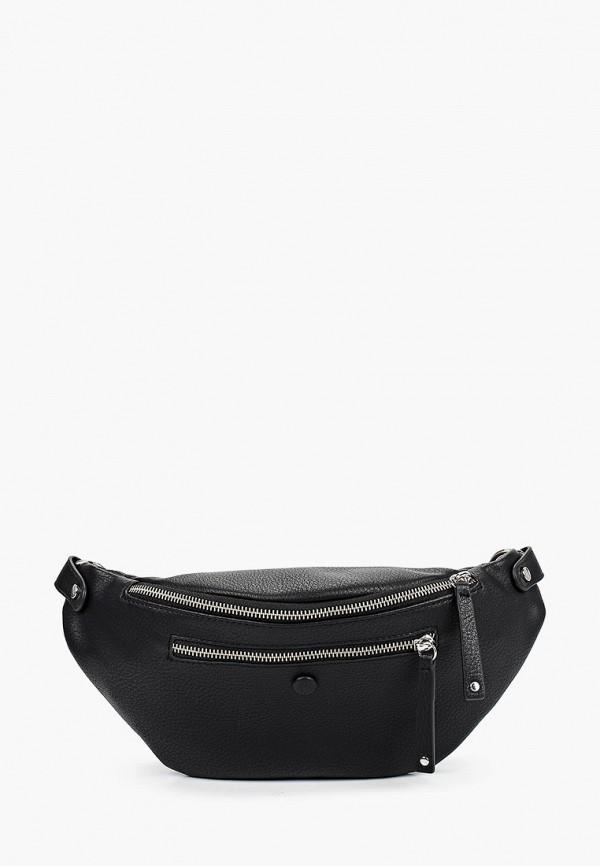 женская поясные сумка s.oliver, черная