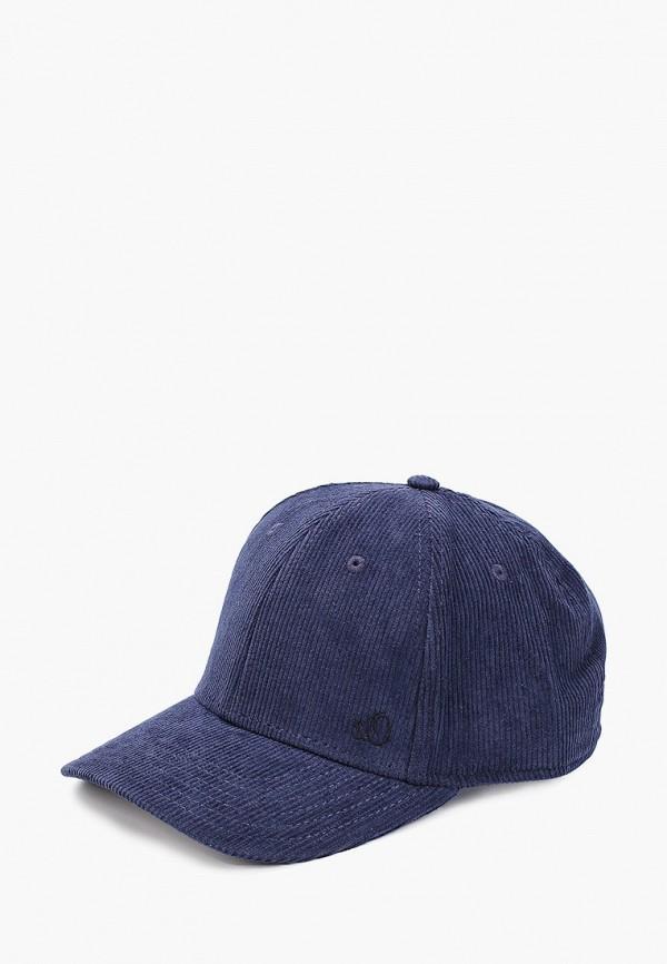 мужская бейсболка s.oliver, синяя