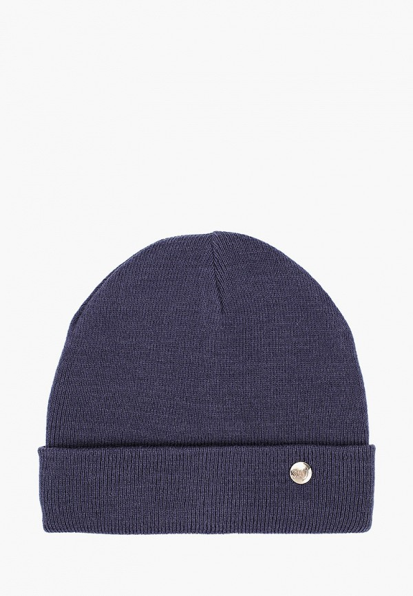 женская шапка s.oliver, синяя