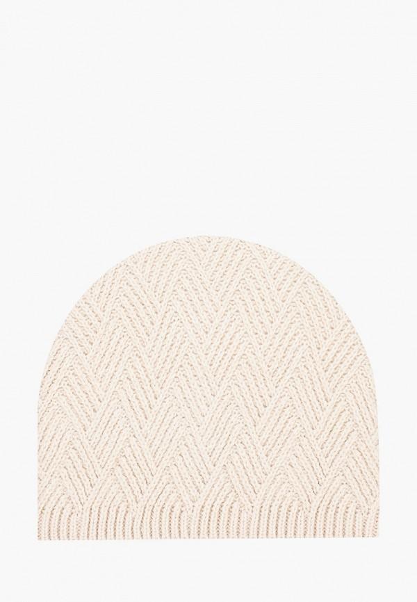 женская шапка s.oliver, бежевая