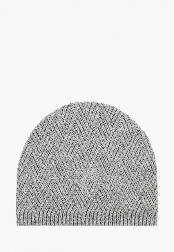 женская шапка s.oliver, серая