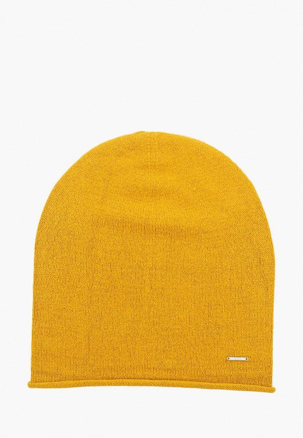 женская шапка s.oliver, желтая