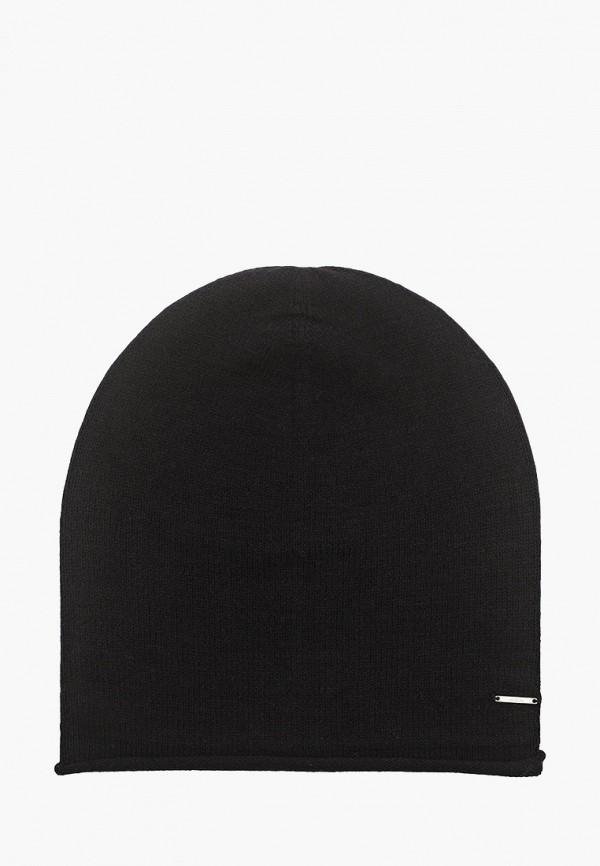 женская шапка s.oliver, черная