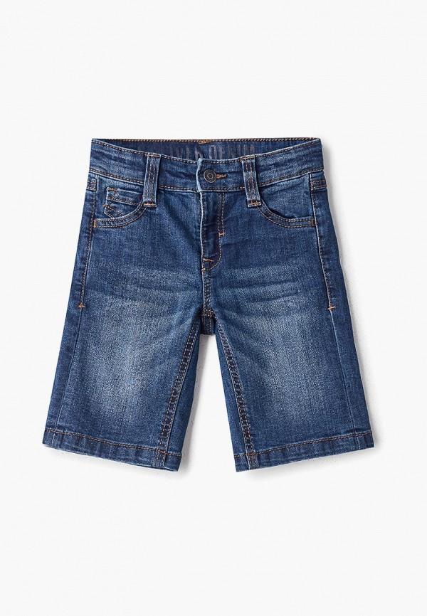 Купить Шорты джинсовые s.Oliver, so917ebdnul1, синий, Весна-лето 2019