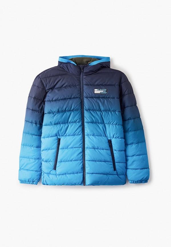 куртка s.oliver для мальчика, разноцветная