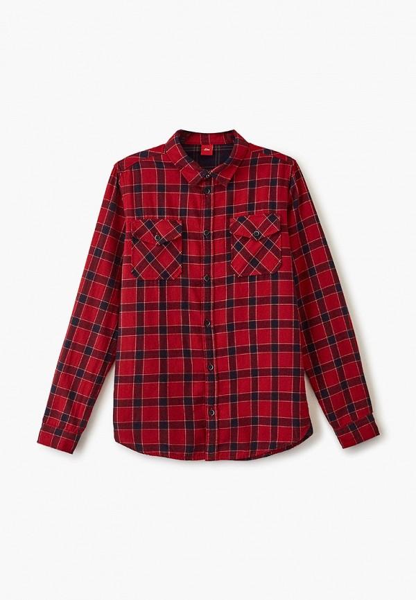 Рубашка для мальчика s.Oliver 61.909.21.4277