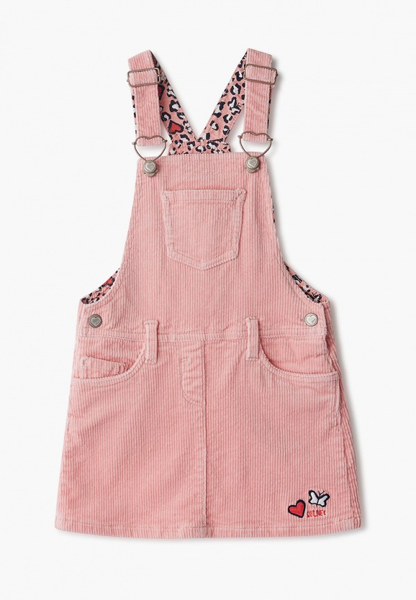 сарафан s.oliver для девочки, розовый