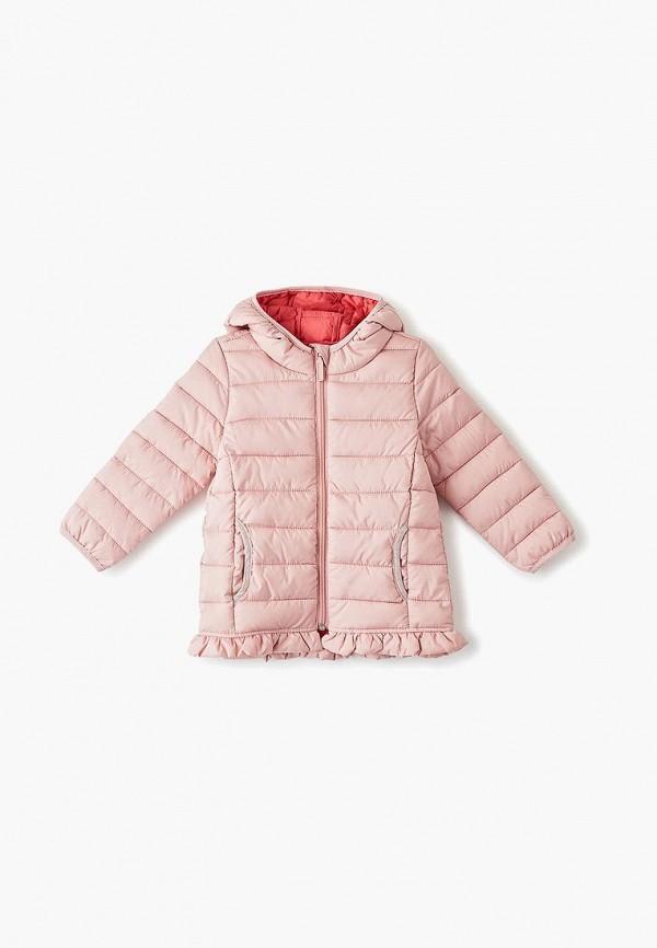 куртка s.oliver для девочки, розовая