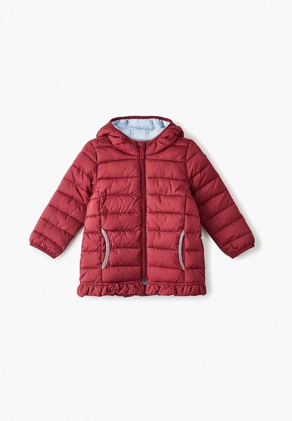куртка s.oliver для девочки, красная