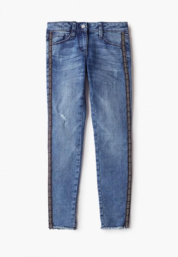 джинсы s.oliver для девочки, голубые