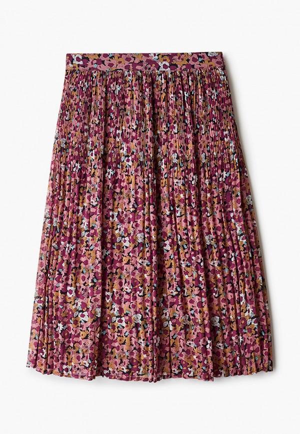 юбка s.oliver для девочки, розовая