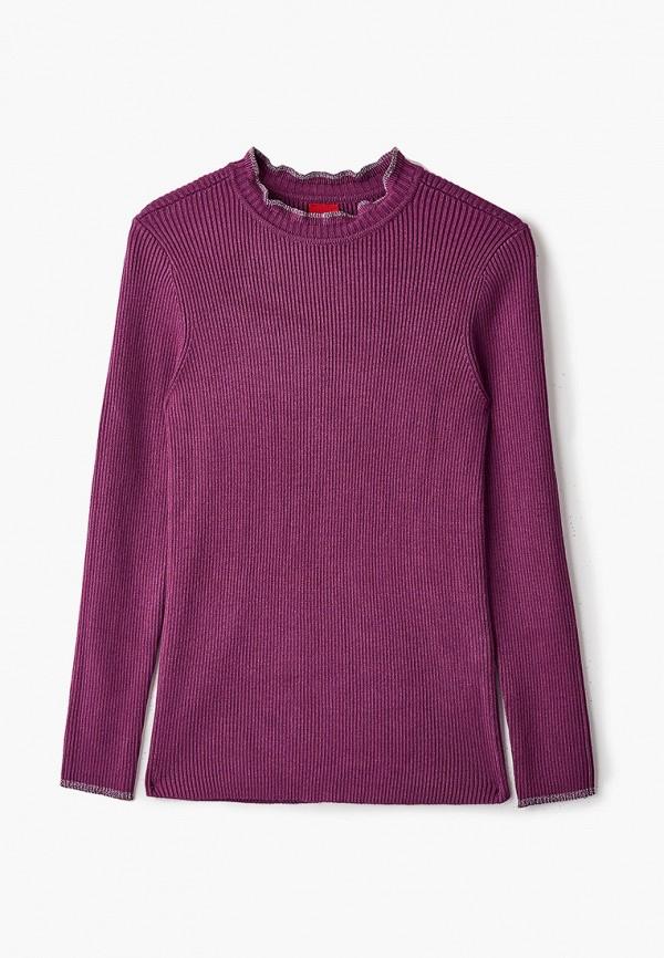 джемпер s.oliver для девочки, фиолетовый